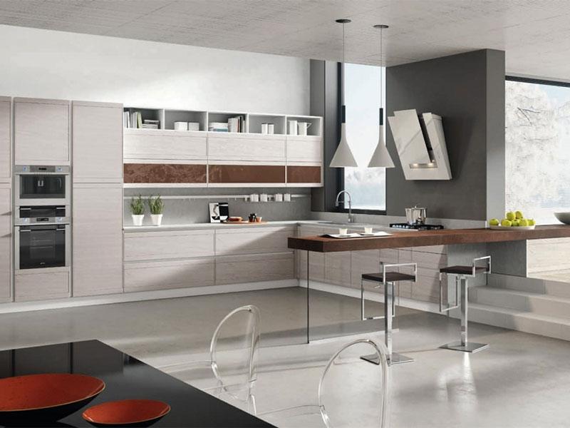 кухни в стиле модерн фото дизайн плохим фэн-шуй является